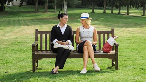 Menikmati film Madame dan Sunny