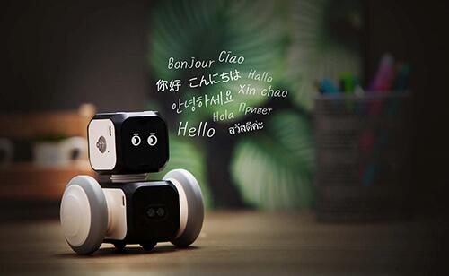 Mengenal Cubroid Artibo AI Coding Robot