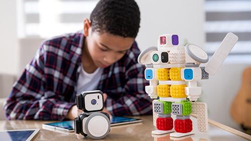 robot toys artibo dibuat untuk anak belajar coding dengan mudah