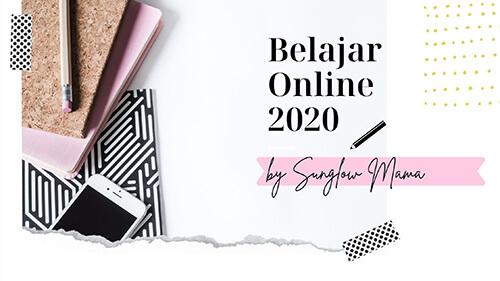 belajar online 2020