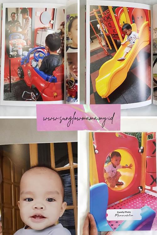 tampilan album foto ID Photobook