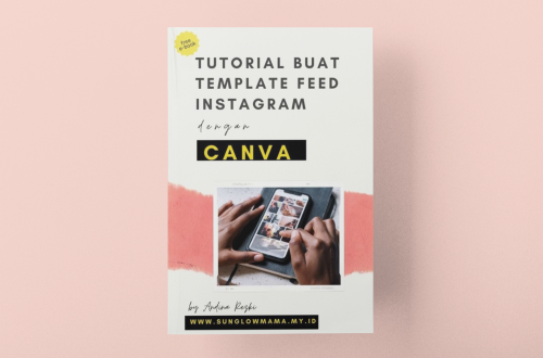 E-book Canva Template Instagram