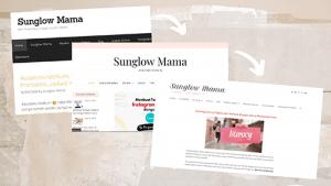 Perjalanan dan Motivasi Sederhana Blog SunglowMama.My.Id