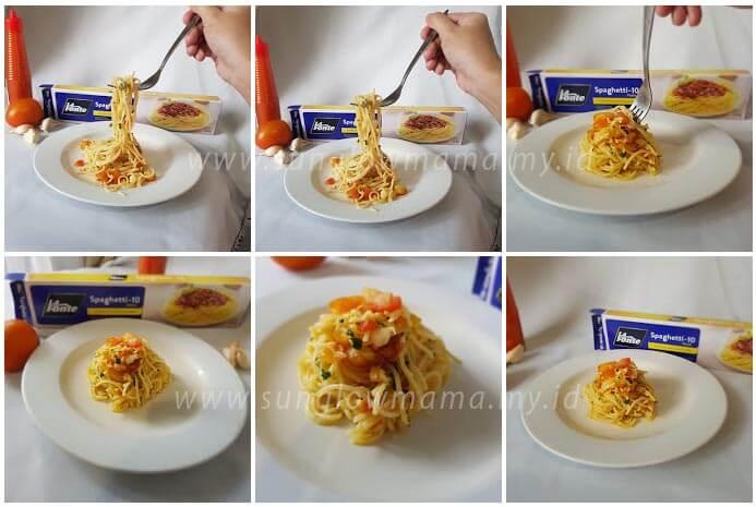 foto untuk campaign pasta la fonte