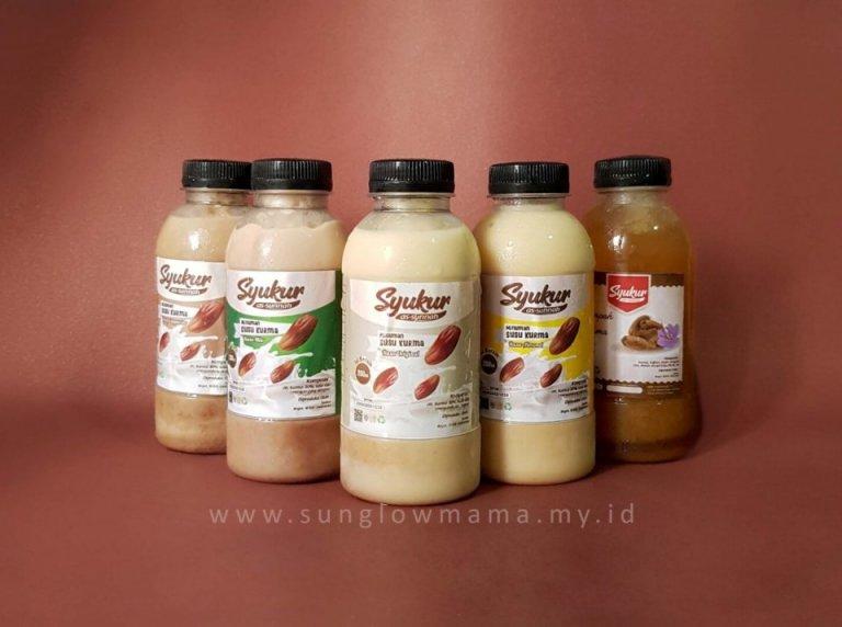 Menguatkan Kekebalan Tubuh Dengan Minuman Susu Kurma