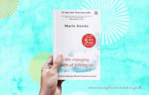 Mengulas Buku Seni Beres-Beres Jepang Dari Marie Kondo
