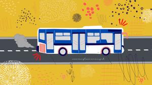 Read more about the article Kisah Lucu Naik Bus di Jakarta Jaman Masih Ngantor