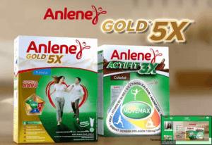 Read more about the article Anlene Gold 5x dan Anlene Actifit 3x, Susu Tulang Yang Bagus Untuk Lansia dan Dewasa