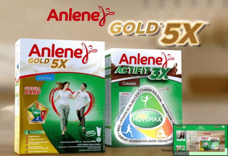 You are currently viewing Anlene Gold 5X dan Anlene Actifit 3X, Susu Tulang Yang Bagus Untuk Lansia dan Dewasa